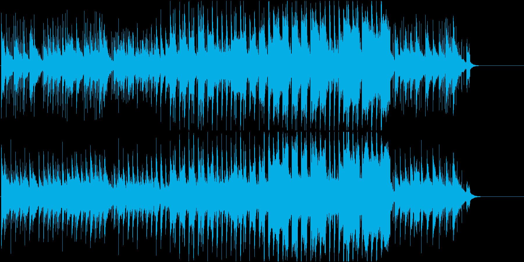 かわいい メルヘン ほのぼの 子供の再生済みの波形