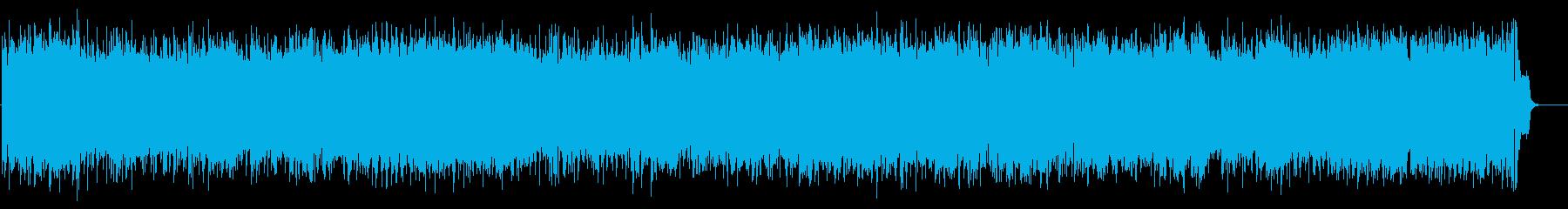 元気なヒューマンポップス(フルサイズ)の再生済みの波形