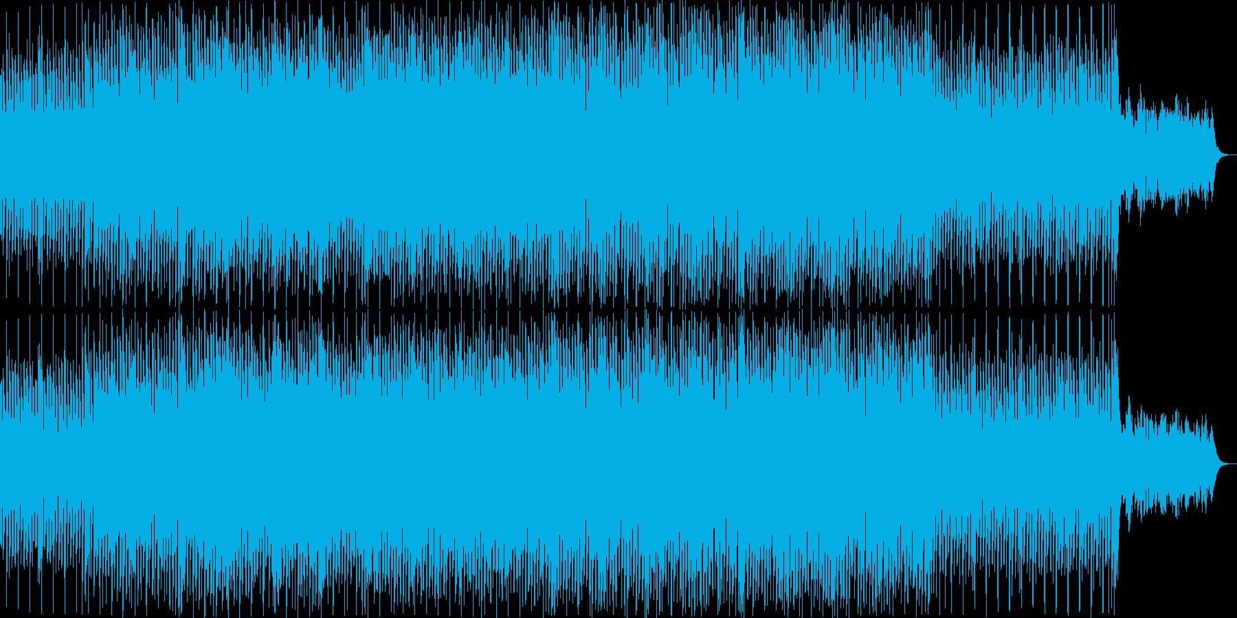 すごくポップでキャッチーな曲で踊れるダ…の再生済みの波形
