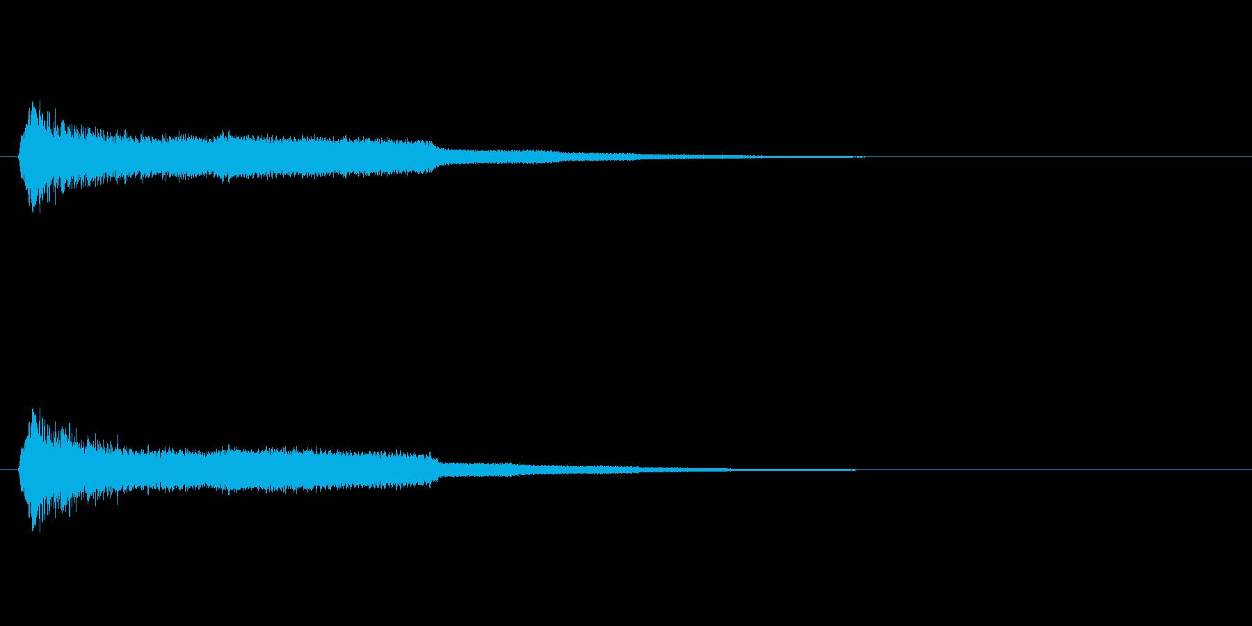 【魔法02-2】の再生済みの波形