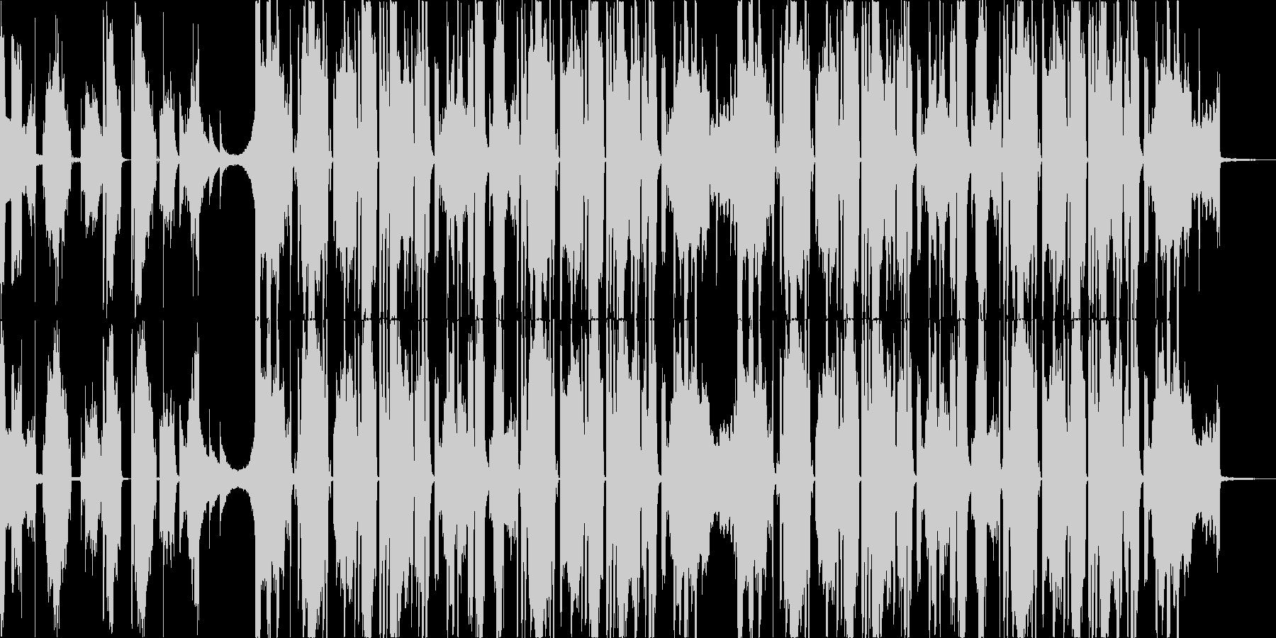 ミッドナイトタウン / Trap・IDMの未再生の波形