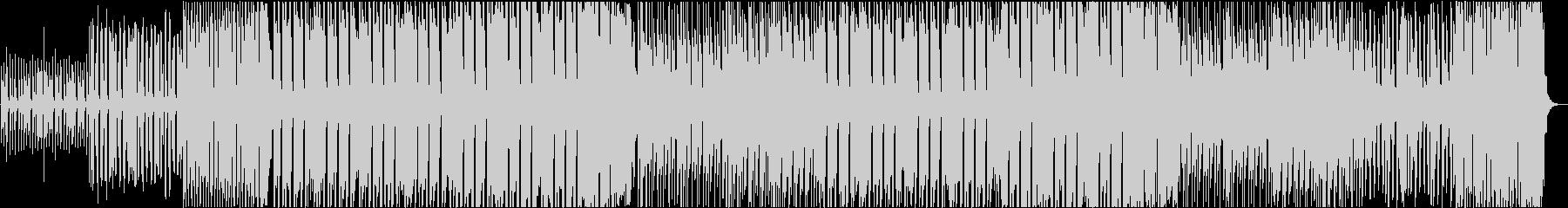 幻想的なフューチャーベースの未再生の波形