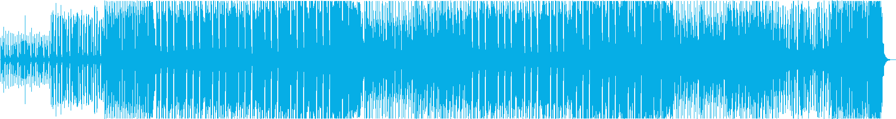 幻想的なフューチャーベースの再生済みの波形