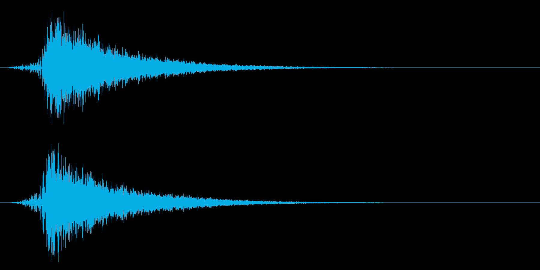 シャキーン☆星,回復,特殊魔法に最適31の再生済みの波形