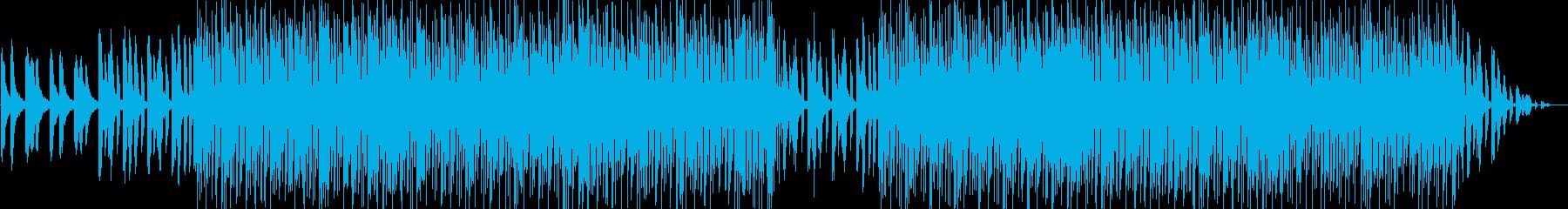 はじける印象シンセポップテクノ系の再生済みの波形