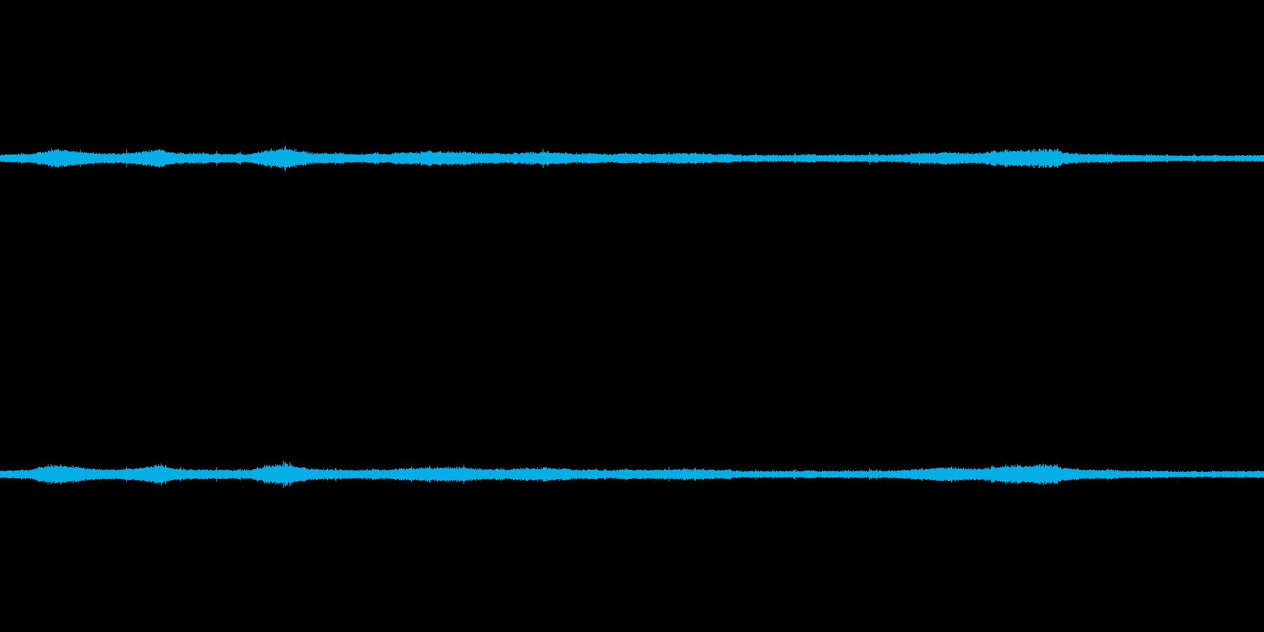 【生音】夏の日の雨音 - 05  「ざ…の再生済みの波形