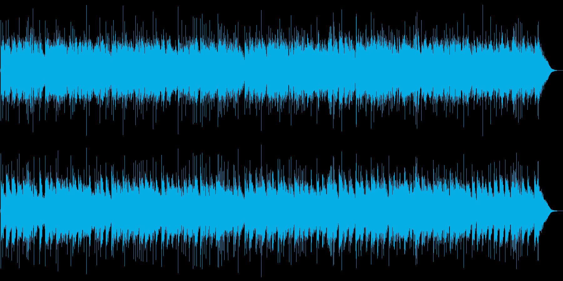 繊細で清らかなアコギバラードの再生済みの波形