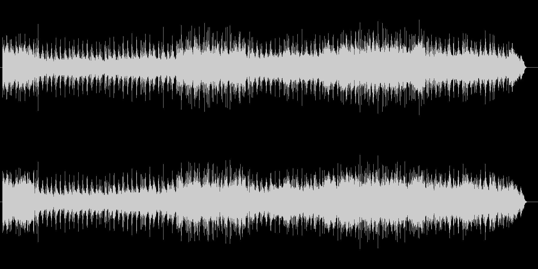白銀のヨーロピアンポップス(映画音楽風)の未再生の波形