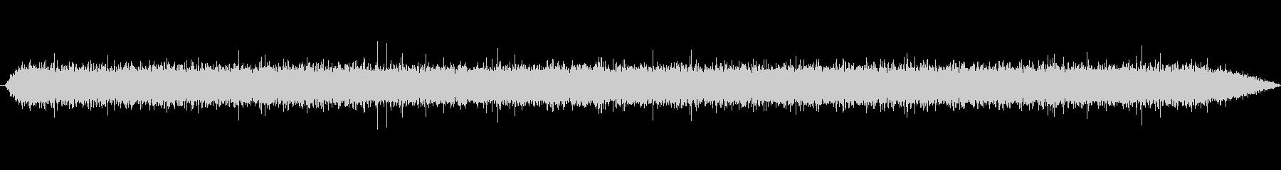 小さな滝 01 ステレオ【環境音】の未再生の波形