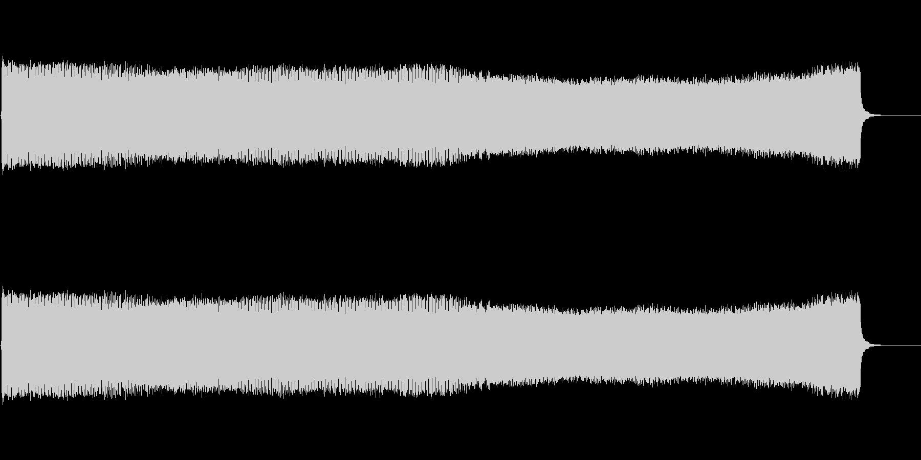 ホールでよく1ベル、本ベルなどと言われ…の未再生の波形
