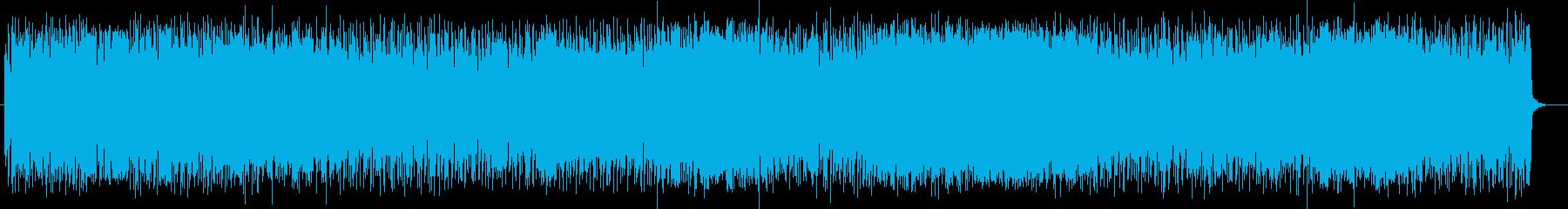 軽快でリズミカルなトランペットサウンドの再生済みの波形