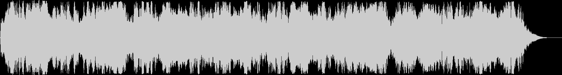 グォ~ン。サイレン・警報D(低・長)の未再生の波形