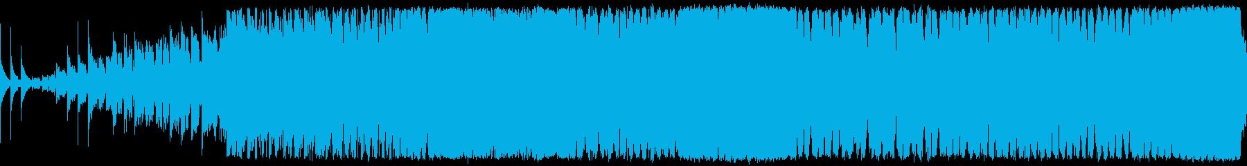 パリピなブチ上がるEDMです。の再生済みの波形