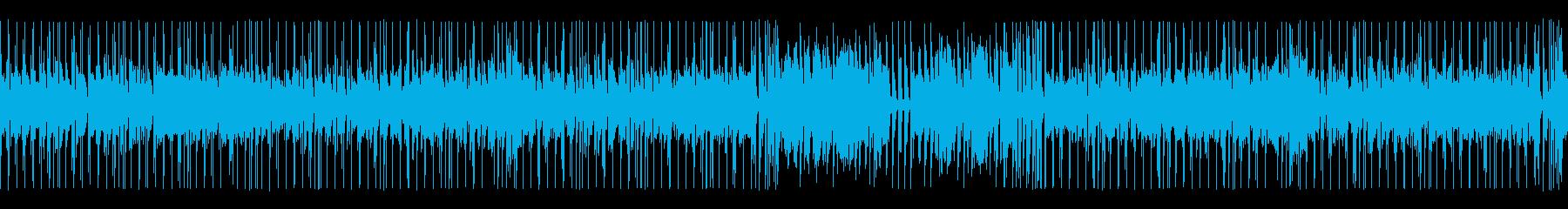 BGM010-01 ボードゲームやパズ…の再生済みの波形