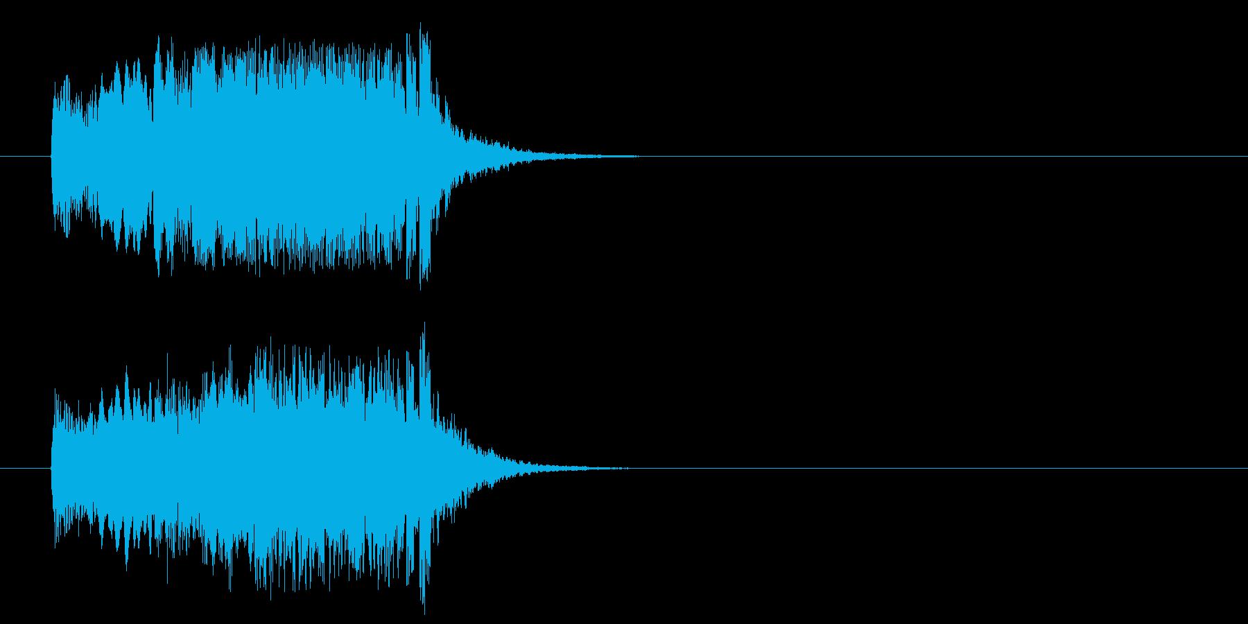 ファンファーレ 発表 表彰 名誉 栄光の再生済みの波形