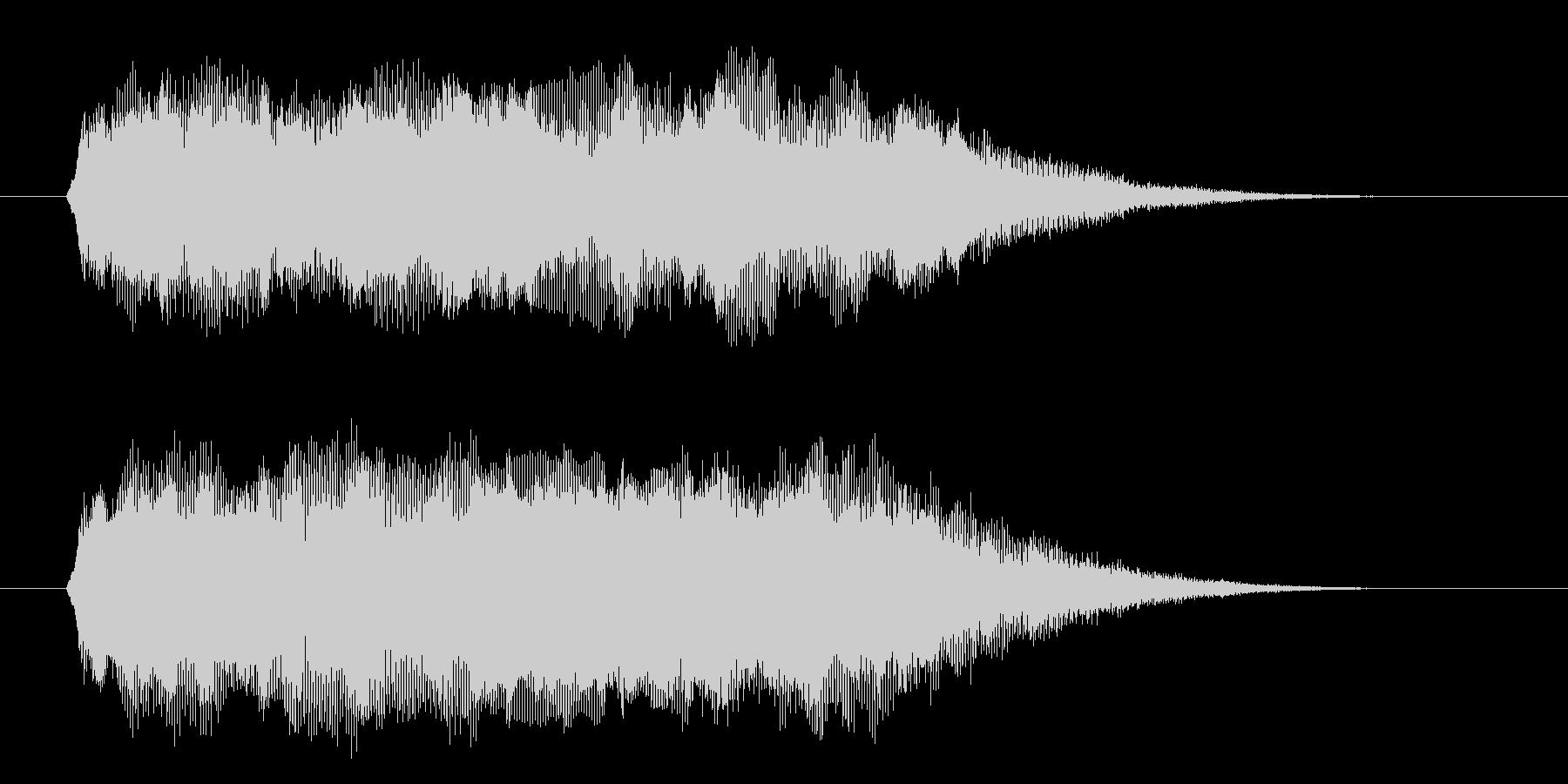 ファーン、キラキラ(宇宙、幻想的、風)の未再生の波形