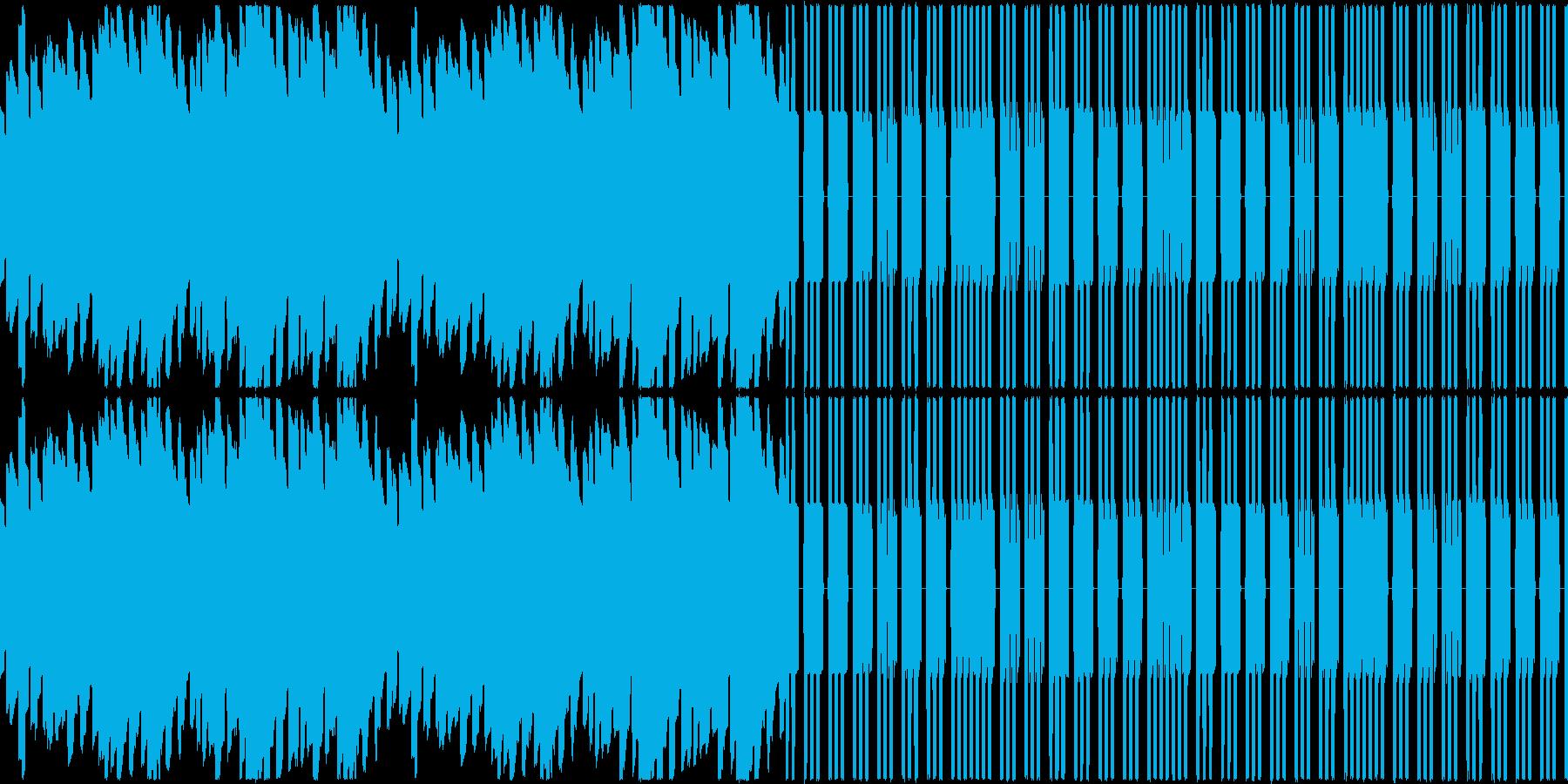 【ファミコン】夢の中・眠りの再生済みの波形