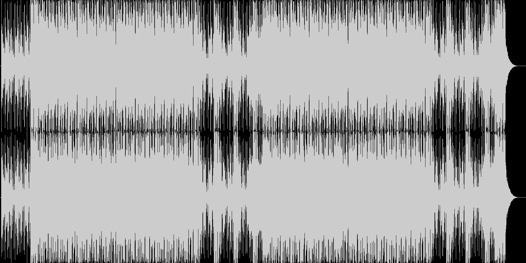 アプリゲームのオープニングに適した、ア…の未再生の波形