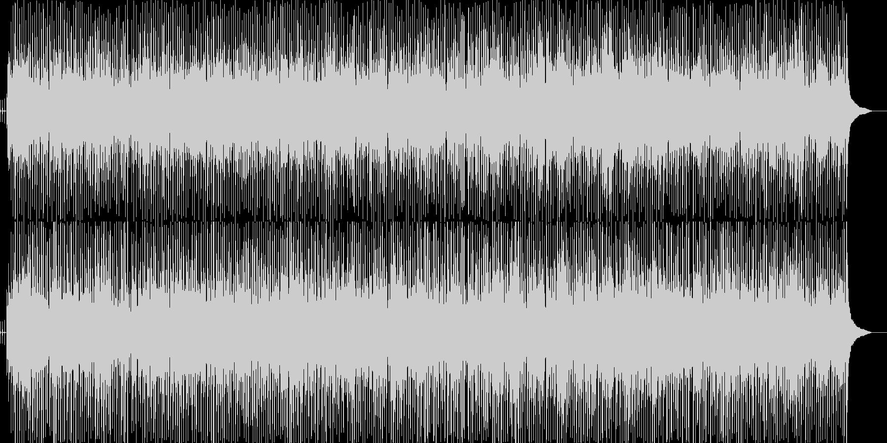 レッスン講座向け音楽01の未再生の波形