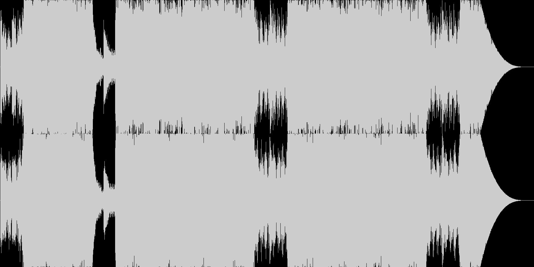 オーケストラ/幻想的/ダンジョン/神殿の未再生の波形