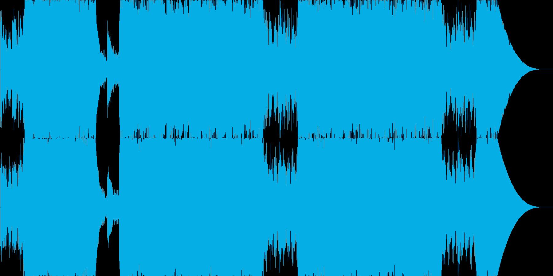 オーケストラ/幻想的/ダンジョン/神殿の再生済みの波形