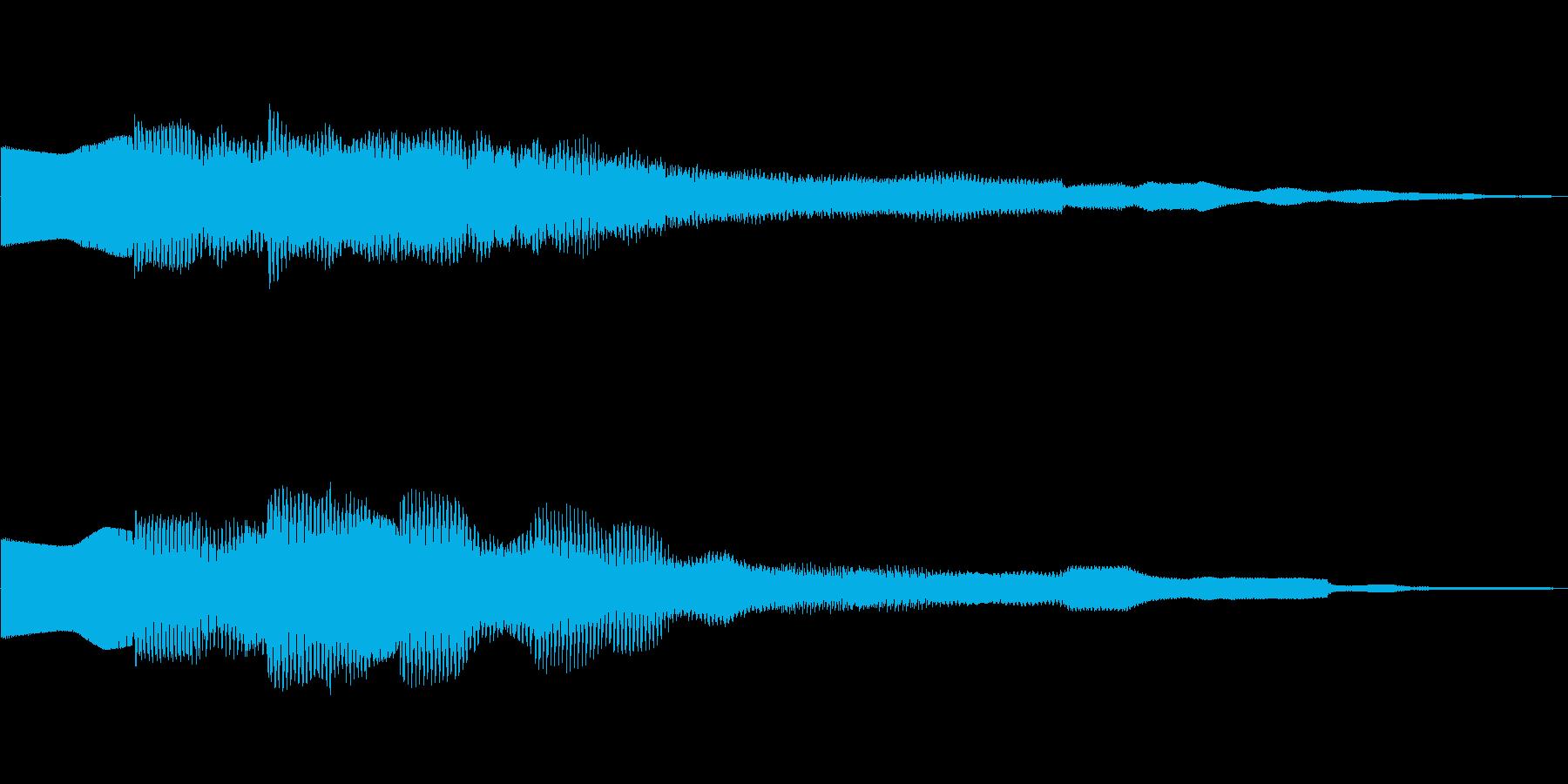 ピンポンピンポーン!!クイズ正解 02の再生済みの波形