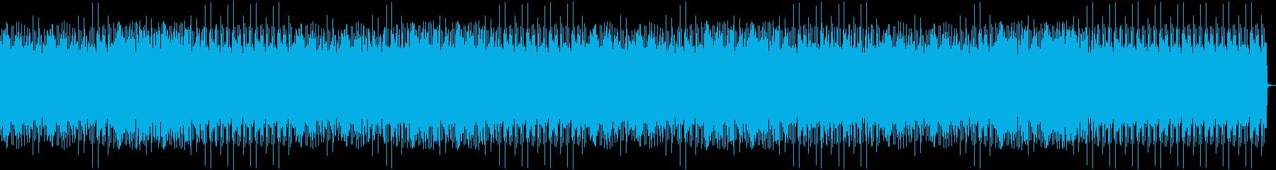 144bpm、F-Maj、16ビートの再生済みの波形