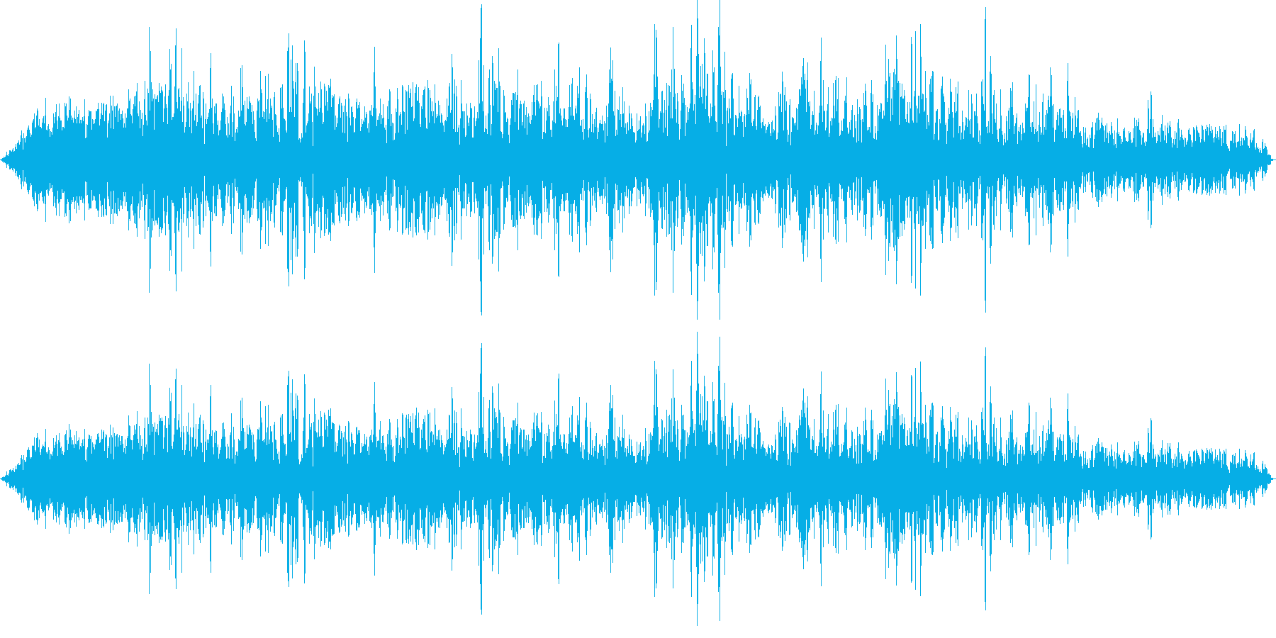 ゴー...(飛行機、戦闘機、環境音)の再生済みの波形