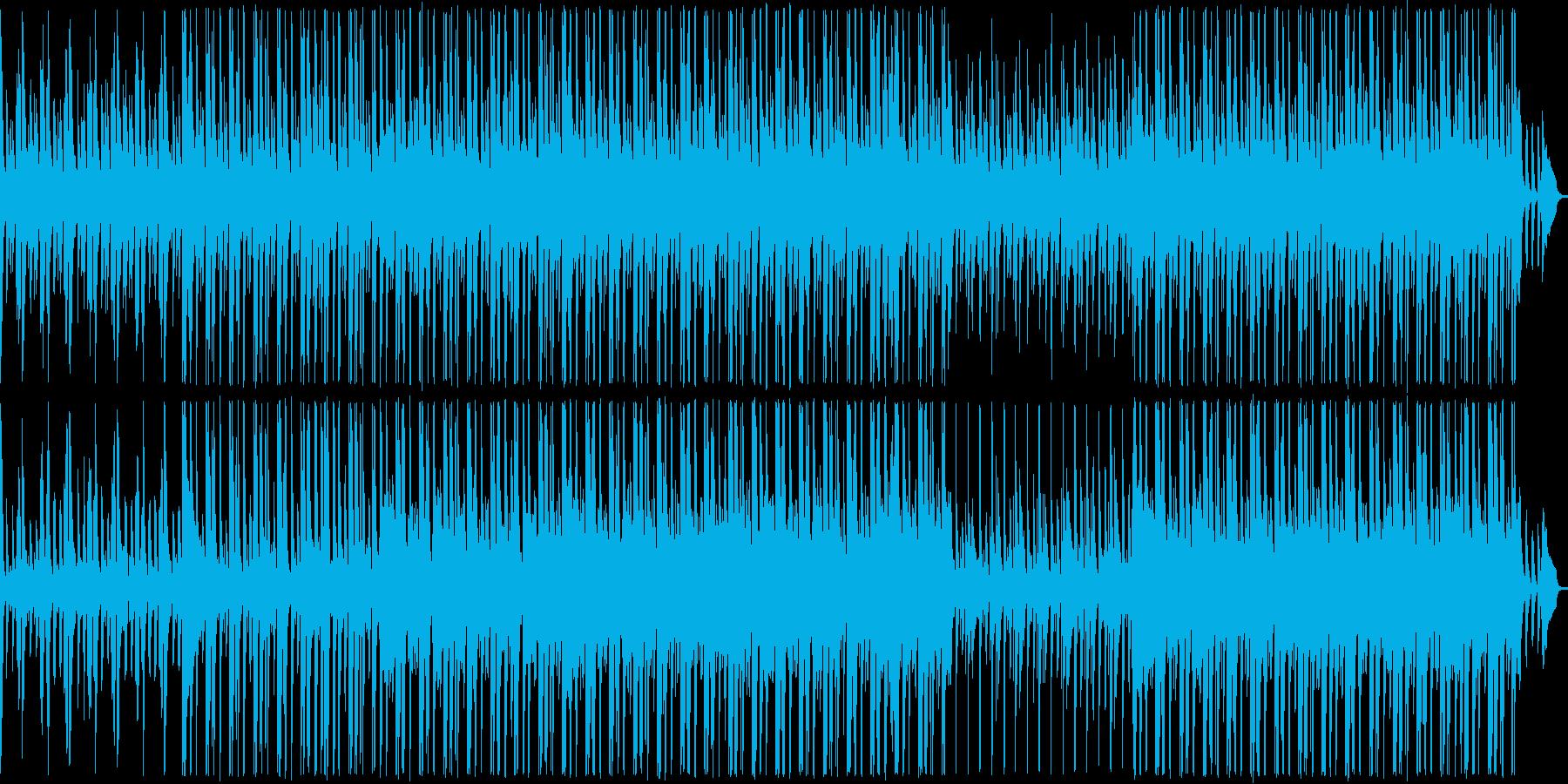 【ベース抜き】口笛の軽快なアコースティ…の再生済みの波形