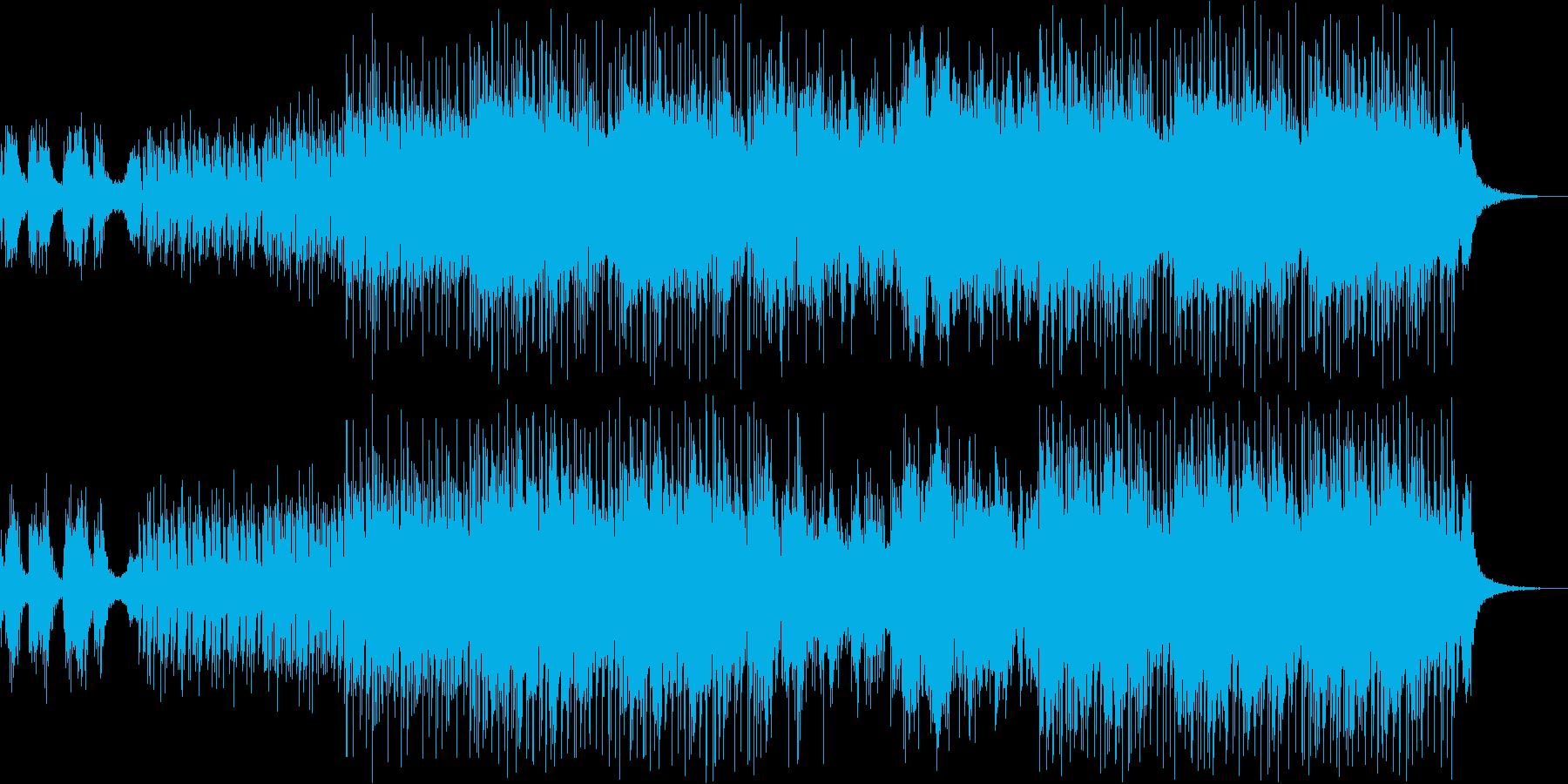 ソング ラテン ブラス 海の再生済みの波形