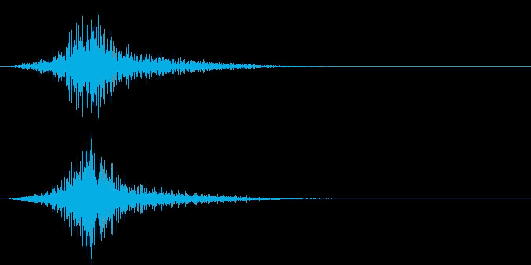 169_通り過ぎる3の再生済みの波形