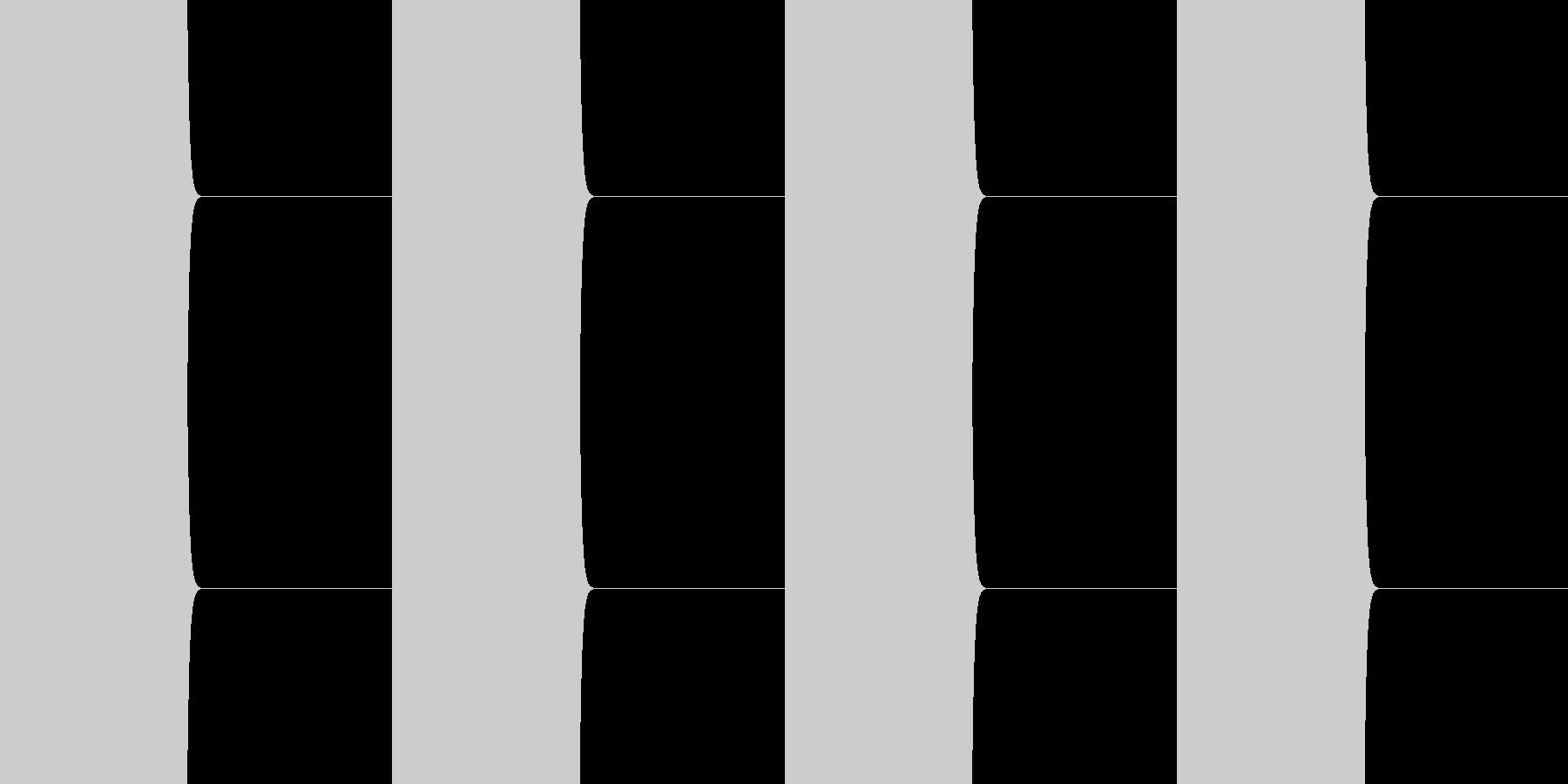 固定電話着信音(トゥルルルル_01)の未再生の波形