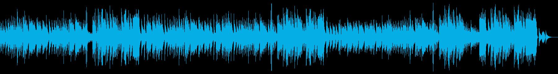 深夜の透明なpianoの再生済みの波形