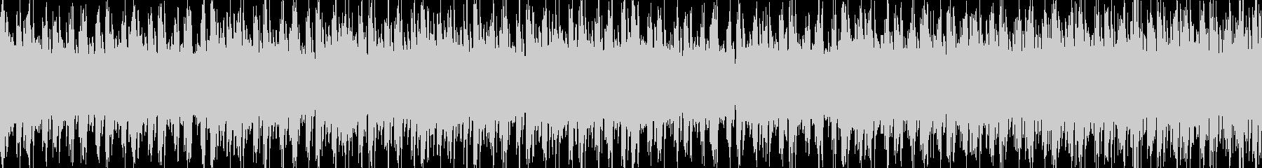 【ループ可】フュージョンなドラムンベースの未再生の波形