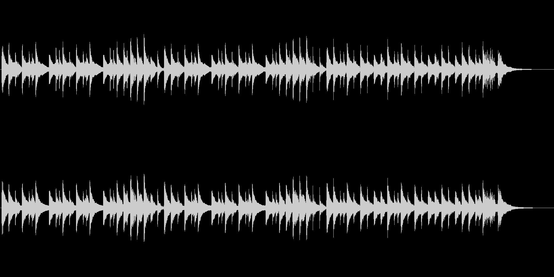ヴィヴァルディの春 (和風 琴アレンジ)の未再生の波形