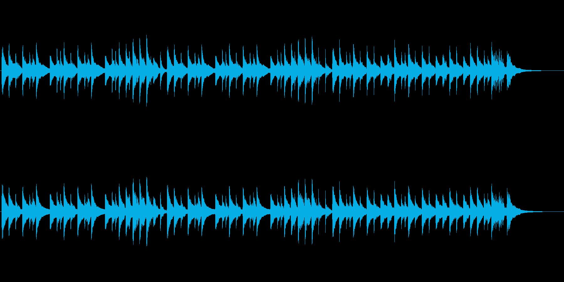 ヴィヴァルディの春 (和風 琴アレンジ)の再生済みの波形