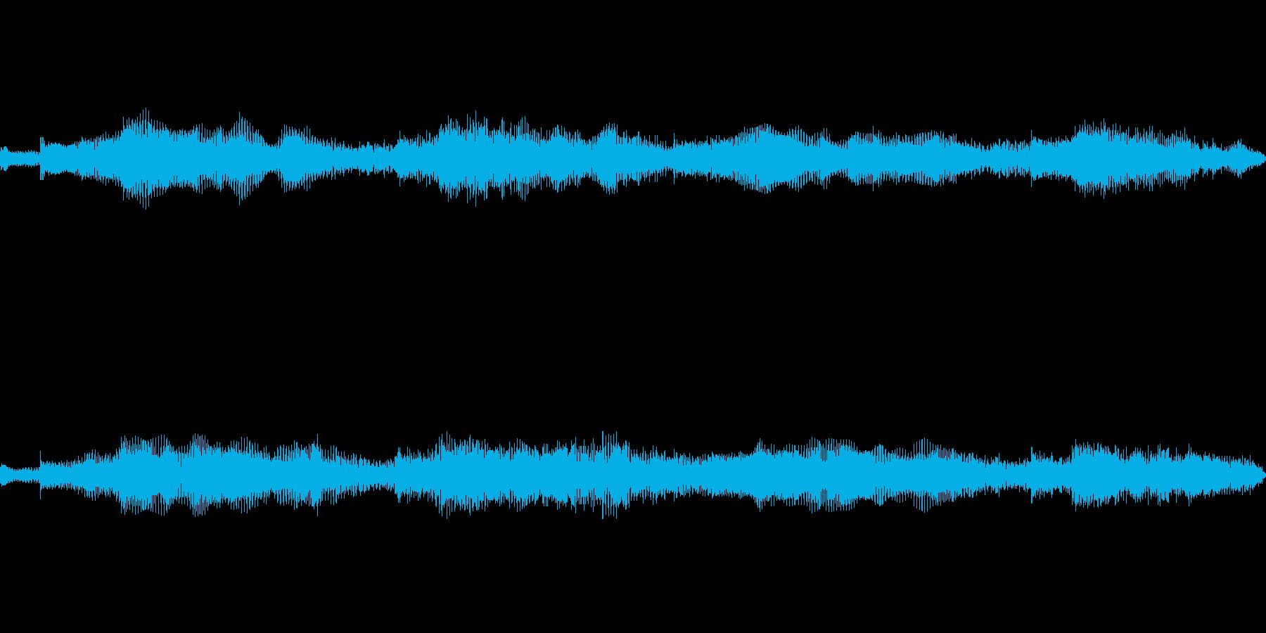 【ギター】雄大 大地【ループ】の再生済みの波形