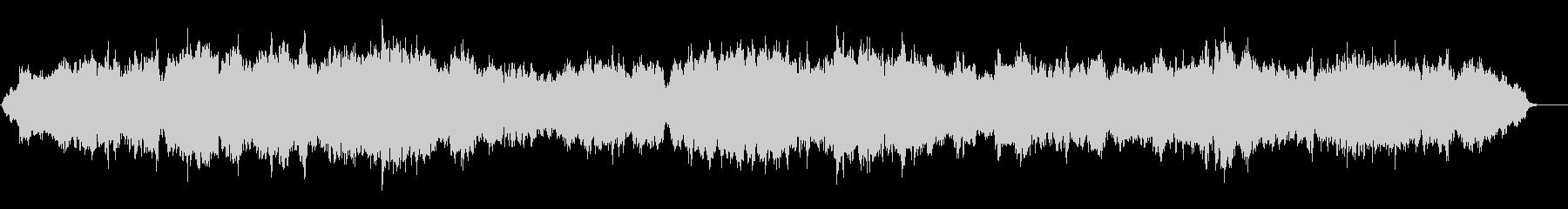 優雅で切ない弦楽バラードBGMの未再生の波形