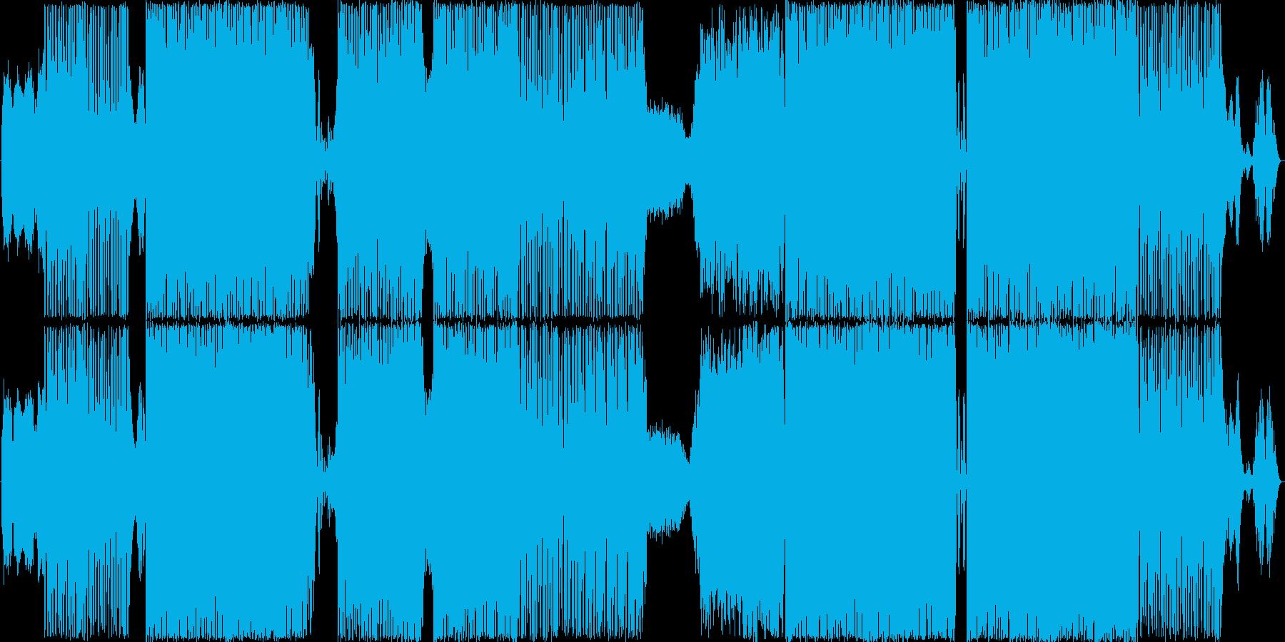 ドラムンベースです。タイトルのSatu…の再生済みの波形