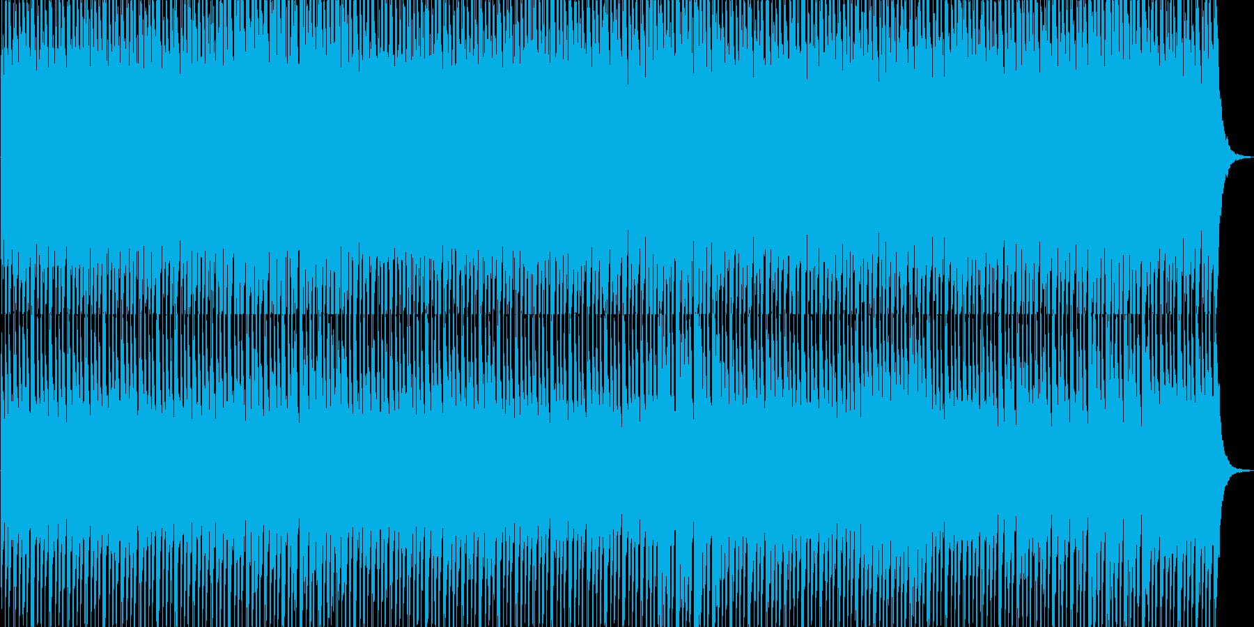 不思議/不穏の再生済みの波形