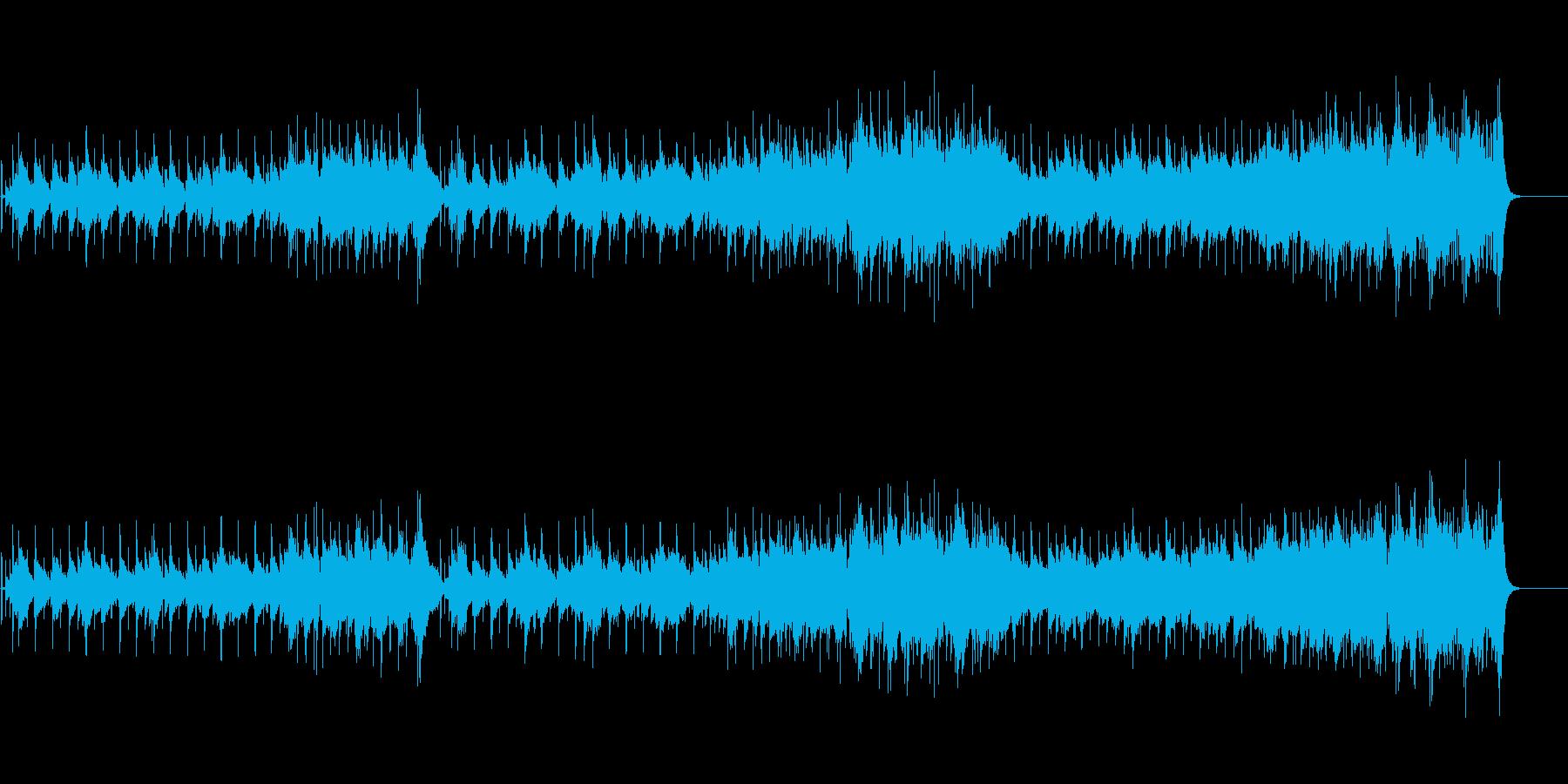ジャズ風味を盛り込んだアーバン・サウンドの再生済みの波形