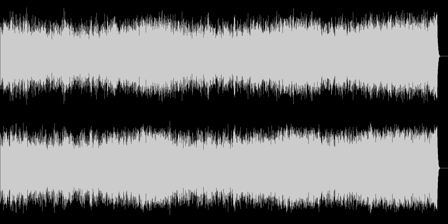 ポップ/ロック(オープニング向け)の未再生の波形