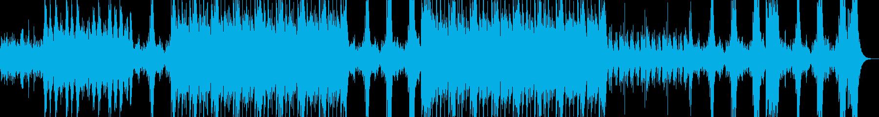 和太鼓/アンサンブル/和風/力強い/合奏の再生済みの波形