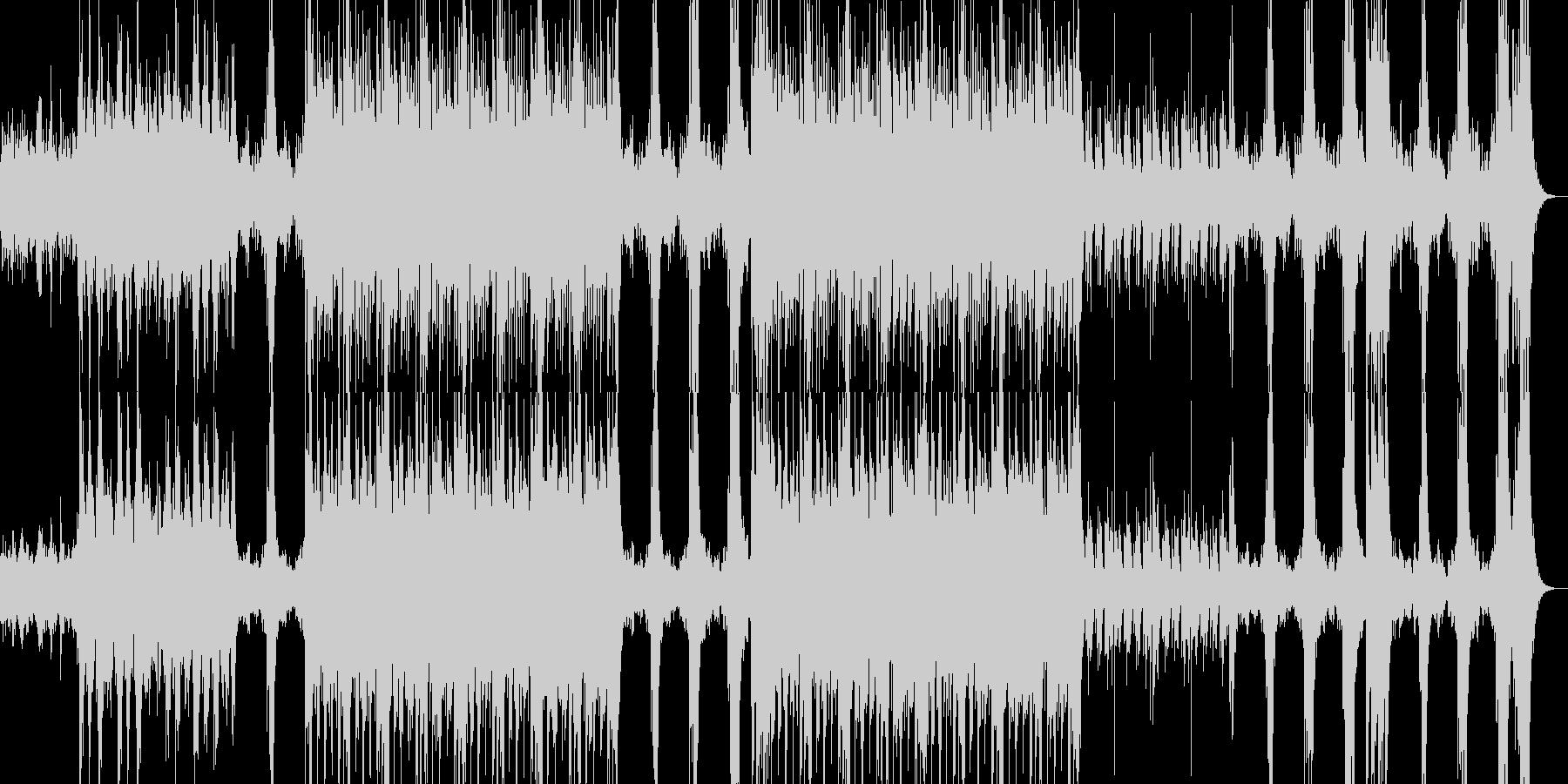 和太鼓/アンサンブル/和風/力強い/合奏の未再生の波形