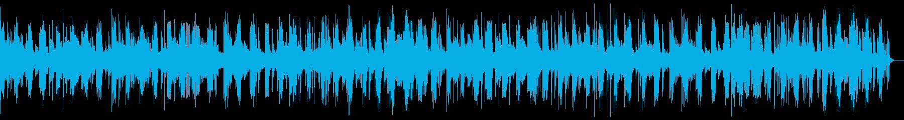 悠長で繊細なピアノヒーリングミュージックの再生済みの波形