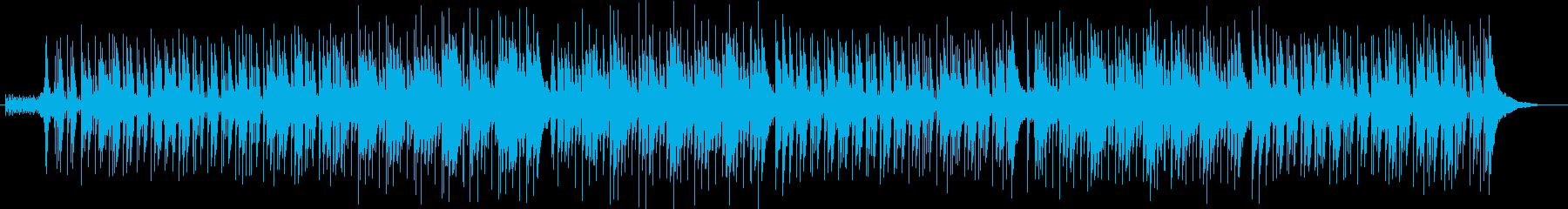 神秘的でしなやかなアコギサウンドの再生済みの波形