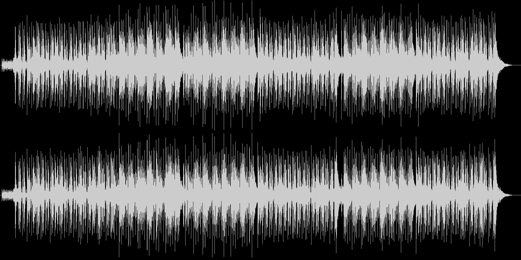 神秘的でしなやかなアコギサウンドの未再生の波形
