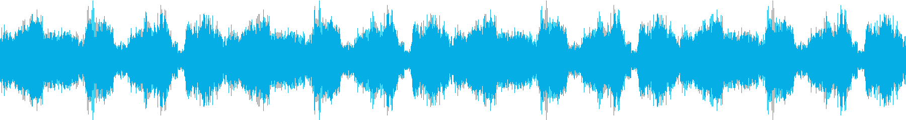 House コードシンセ 5 音楽制作用の再生済みの波形