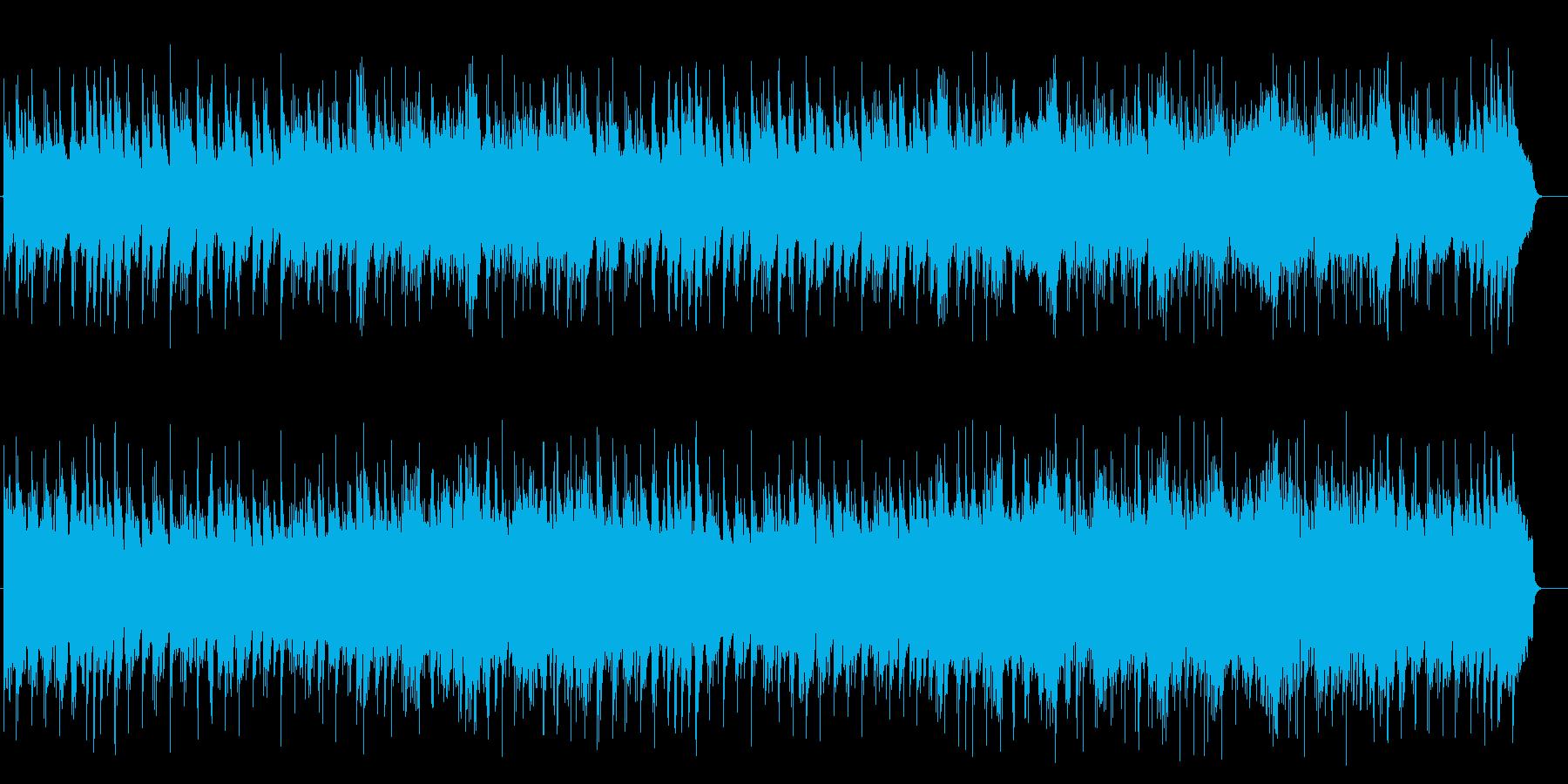アコースティックバラード(フルサイズ)の再生済みの波形