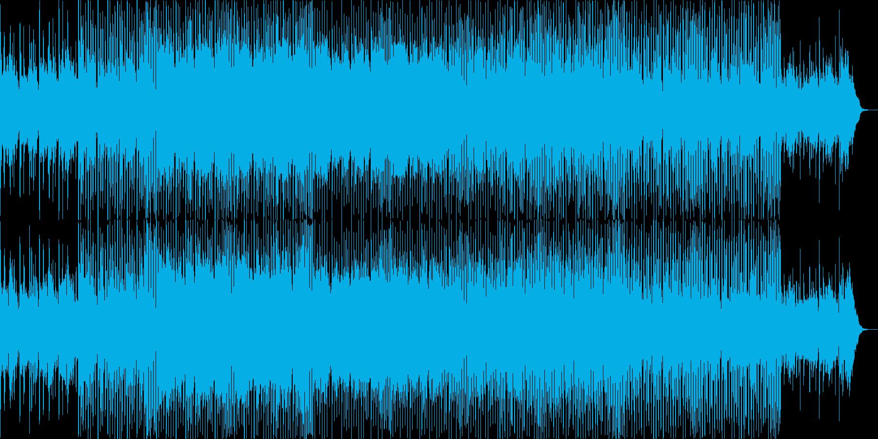 明るく爽やかなオーケストラポップ-12の再生済みの波形